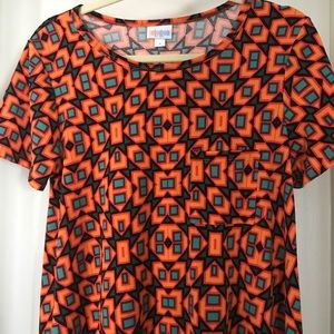 Lularoe Carly S Geometric